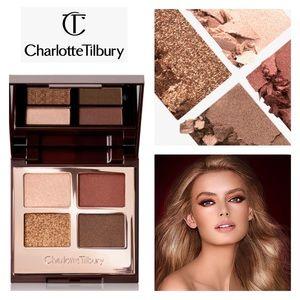 🔥NIB🔥 Charlotte Tilbury - Bella Sofia Quad
